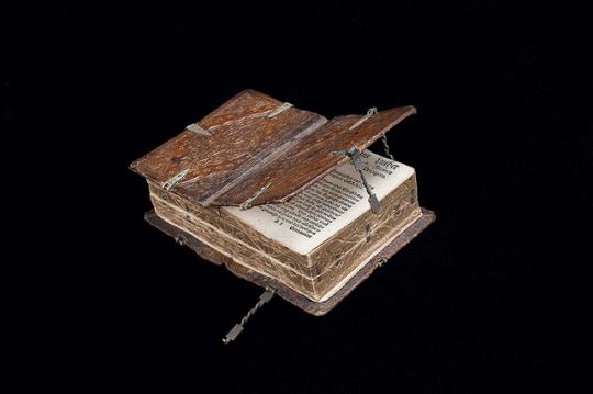 这本十六世纪的书可以六种方式阅读