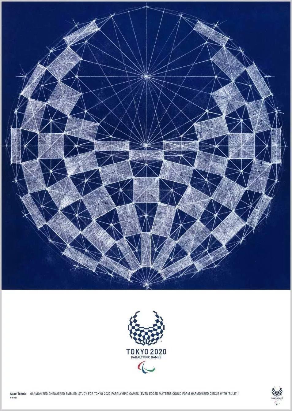 众星云集!东京奥运会公布20张官方艺术海报